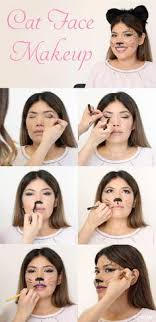 diy cat makeup tutorial perfect for or any costume party you havve ing up