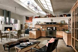 Industrial Design Kitchen Industrial Style Home Kitchens Interior Home Interior Decorating