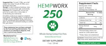 Hempworx Dosage Chart Cbd Pet Oil Hempworx Hempworx 500mg Full Spectrum Cbd