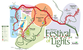 Wheeling Festival Of Lights Oglebay Festival Of Lights Festival Lights Winter Light
