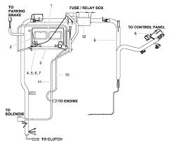 bush hog pz professional series zero turn mowers parts pz image of battery wiring harness assembly kawasaki engine pz2661kw2