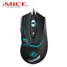<b>Imice Wired Gaming mouse</b> Professional <b>Game Mouse</b> 3200dpi ...