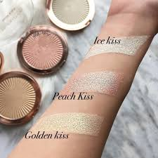 makeup revolution highlighters skin kiss