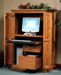corner armoire computer desk ikea corner computer desk armoire