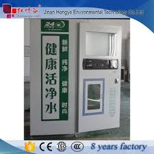 Water Dispenser Vending Machine Delectable Automatic Water Vending Machine With Coin Operated System Buy