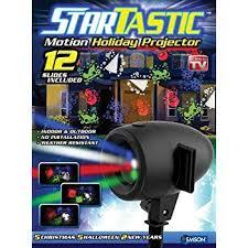 Amazon Com Startastic Holiday Laser Lights Christmas Projector
