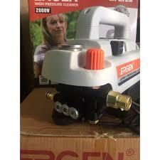 Máy rửa xe Ergen EN-6728 (có điều chỉnh áp lực) Máy rửa xe mini gia đình  công suất 2800W moter lõi đồng