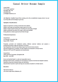 Driver Skills Resume Free Resume Example And Writing Download