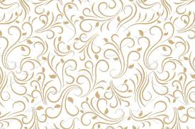 Floral Pattern Mesmerizing Gold Floral Pattern Textures Creative Market