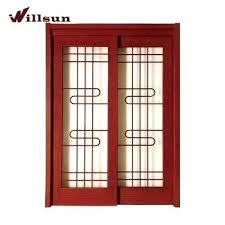 ornate sliding internal glass doors dual patio x 96 80 door home depot