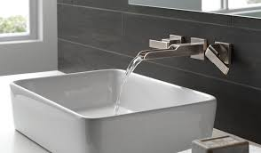 wall mounted faucets bathroom. It Can Turn A Sink Into Water Feature. Wall Mounted Faucets Bathroom E