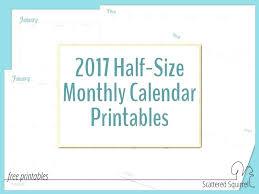 Handmade Journals Template Mini Calendar Desk Tisch Small Excel