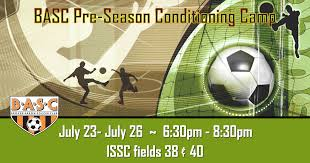 basc pre season conditioning c