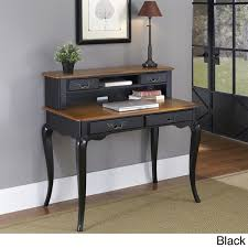 the french countryside student desk and hutch by home styles