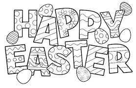 Easter Coloring Pages Religious Fashionadvisorinfo