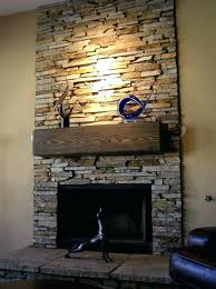faux stacked stone fireplace fake stone fireplace articles with veneer surround over brick tag faux for motivate designs