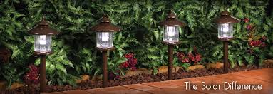 solar landscape lighting reviews lightings and lamps ideas