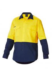 workcool2 spliced shirt