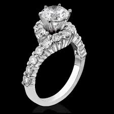 what are the diffe types of antique vine enement rings