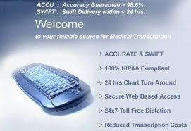 Accu Swift Medical Transcription Services Tanzania In 2019