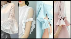 3 Quarter Sleeves Design 30 New Stylish Sleeves Design 2019 30 Sleeve Styles