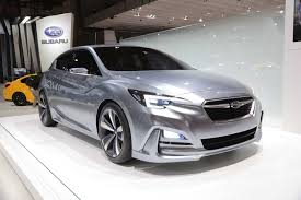 Next Subaru Impreza Previewed by New Concept
