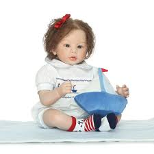 child size love doll handmade real looking silicone reborn baby dolls big size 22 inches