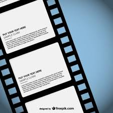 Film Picture Template Film Template Vector Free Download