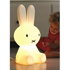 Miffy Lamp By Mr Maria My Sweet Muffin