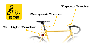 the hidden gps tracker that s also a cycle computer video