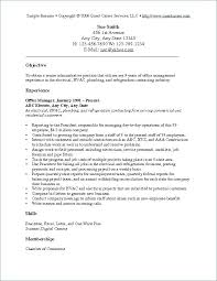 General Resume Examples Simple Objective Resume Samples General Objective Resume Examples Resume