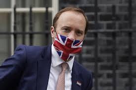 British former minister Matt Hancock says UN job offer rescinded on  'technicality'