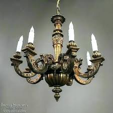 antique wood chandelier chandelier wood antique hand painted gilded wood chandelier chandelier in antique wood antique wood chandelier