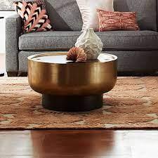 drum storage coffee table drum coffee