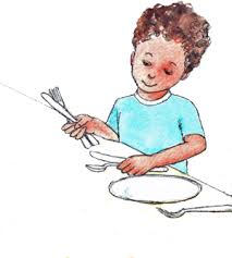 Hints and Tips- ideas on how to inspire your children to help out with  chores. | Mettre la table
