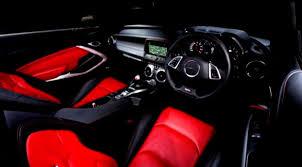 chevrolet camaro 2016 interior. interior camaro chevrolet 2016