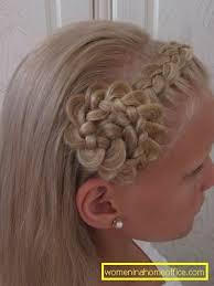 účesy Pre Dievčatá Na Stredných Vlasoch Jednoduché účesy ženský
