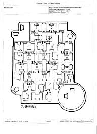 1985 gmc fuse box diagram 1985 wiring diagrams online