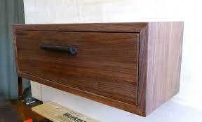 Homebase Floating Shelves Custom Floating Shelf With Drawer Homebase Victoria Homes Design