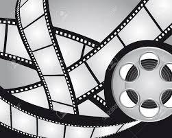 Film Strips Pictures Gray And Black Films Strips And Video Film Background Vector