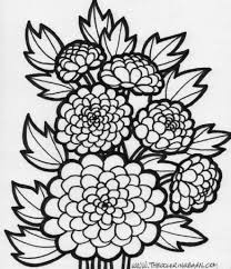 Small Picture Abstract Flower Coloring PagesFlowerPrintable Coloring Pages