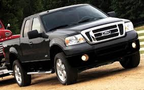 2008 Ford F-150 - Information and photos - ZombieDrive