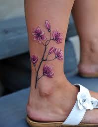 татуировка ветка сакуры анна рядова татуаж бровей спб