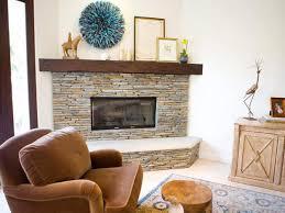 modern mantel decor