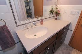 Floor And Decor Subway Tile Master Bathroom Remodel Howards Grove WI Precision Floors Decor 52
