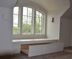 Diy Built In Storage Window Storage Bench Seat