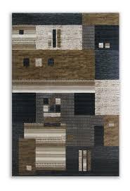mystique black area rug 5 0 x 7 7