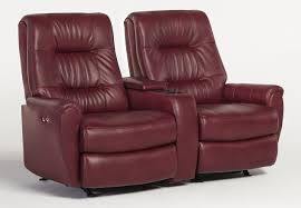 small reclining loveseat. Recliner+Loveseats+for+Small+Spaces | Small-Scale Reclining Space Saver Loveseat With Drink And Storage . Small C