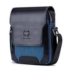 New Fashion <b>Men Chest bag</b> Messenger Bags 100% cowhide ...