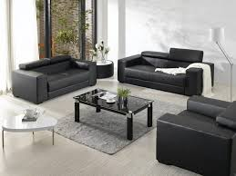 contemporary living room gray sofa set. Sofa White Chair Contemporary Set Grey Couch Black And Leather Living Room Gray A